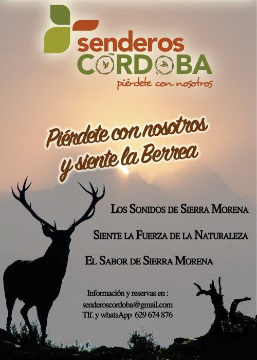 Los sonidos de Sierra Morena - Senderos Cordoba