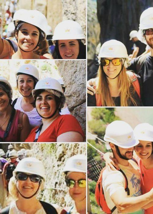 Visita VIP al Caminito del Rey - Senderos Cordoba