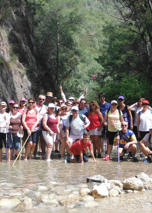Piérdete con nosotros por el Río Chillar - Senderos Cordoba