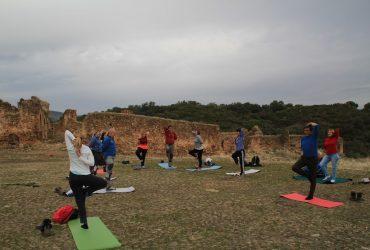 Senderismo yoga y pilates cordobeando. Marzo. - Senderos Cordoba