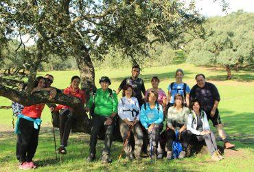 Paseo entre semana por la Vereda del Villar - Senderos Cordoba