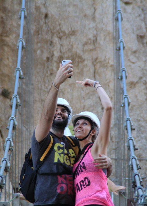Septiembre 2019 en el Caminito del Rey - Senderos Cordoba