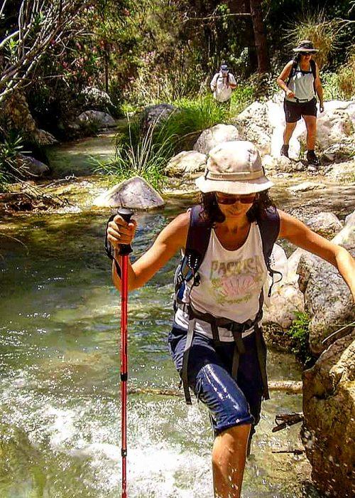 Sábado 15 de junio al Río Chillar - Senderos Cordoba