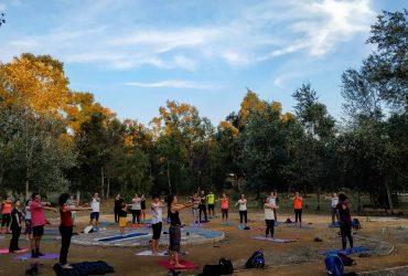 Senderismo yoga y meditación cordobeando - Senderos Cordoba