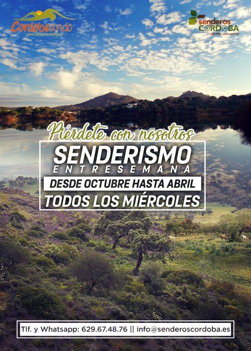 Senderismo entre semana 18/12/2019 - Senderos Cordoba