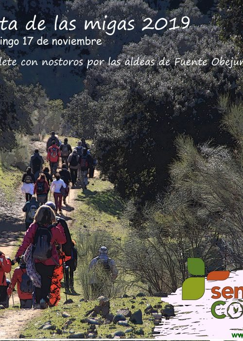 Fuente Obejuna 2019 - Senderos Cordoba