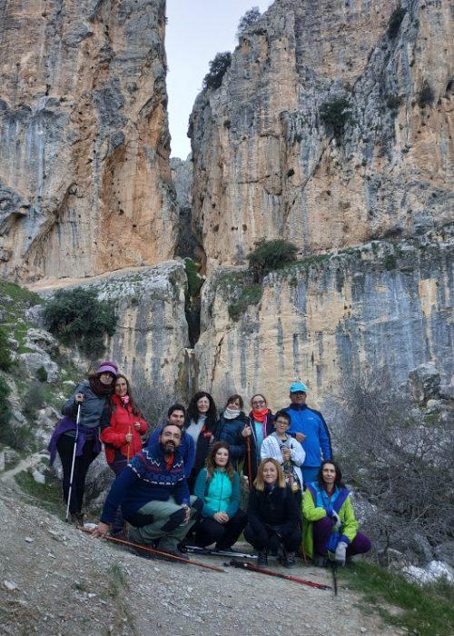 Comienza 2020 en la Sierra de Castril. - Senderos Cordoba