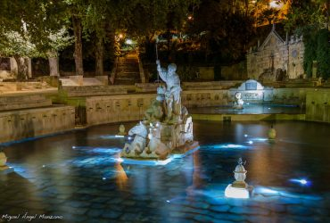Un paseo nocturno por Priego, la ciudad del agua - Senderos Cordoba