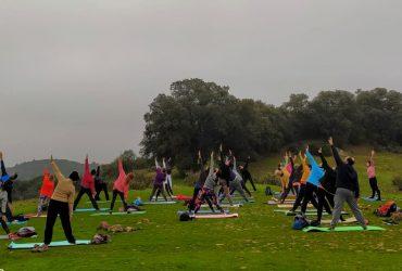 Senderismo yoga y meditación. - Senderos Cordoba