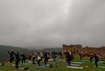 Senderismo yoga y meditación - Senderos Cordoba